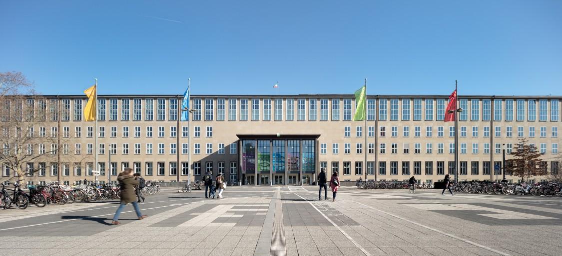 Universitäts- und Stadtbibliothek, Köln