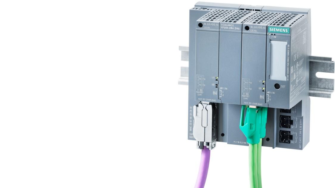 通过多线电缆进行以太网通信