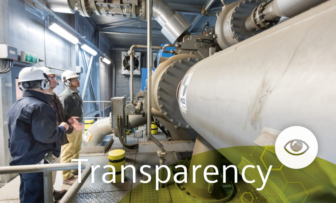 Transparency in the fertilizer industry