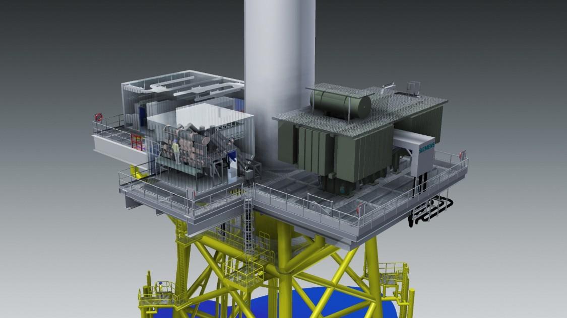 rendering of the new OTM
