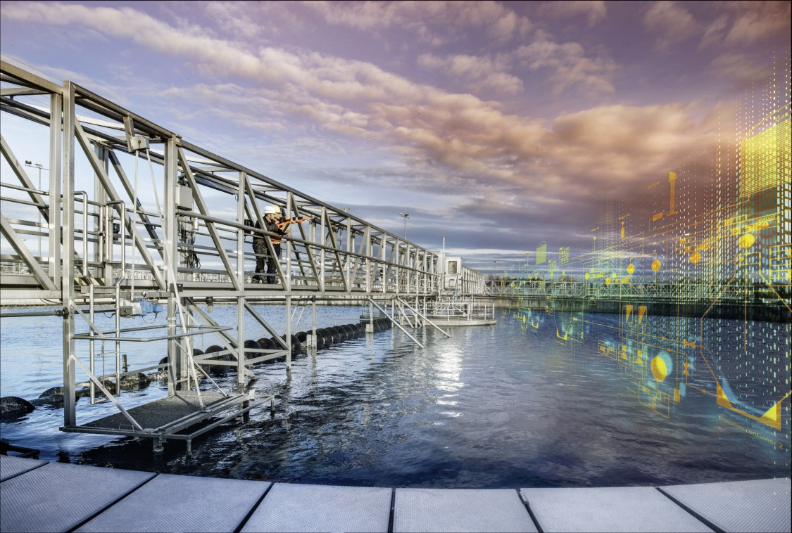 Industria del agua