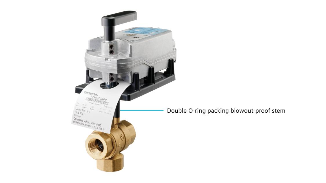 Siemens valve tagging