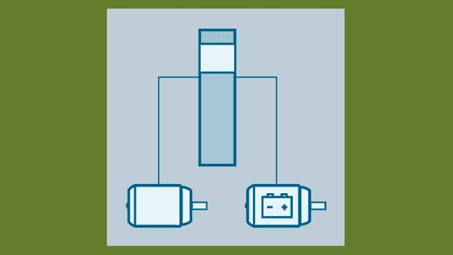 drives energy efficiency - kinetic energy buffering