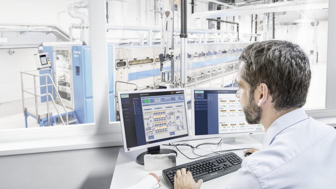 SIMATIC WinCC(TIAポータル)エンジニアリングソフトウェア