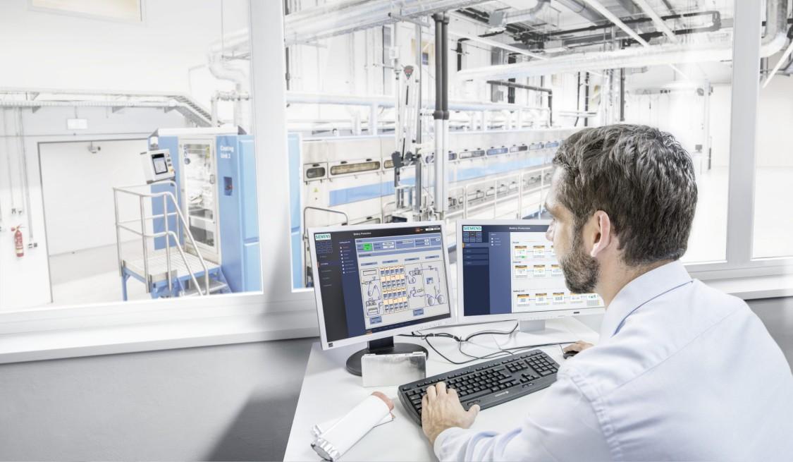 SIMATIC WinCC(TIAポータル) - エンジニアリングソフトウェア
