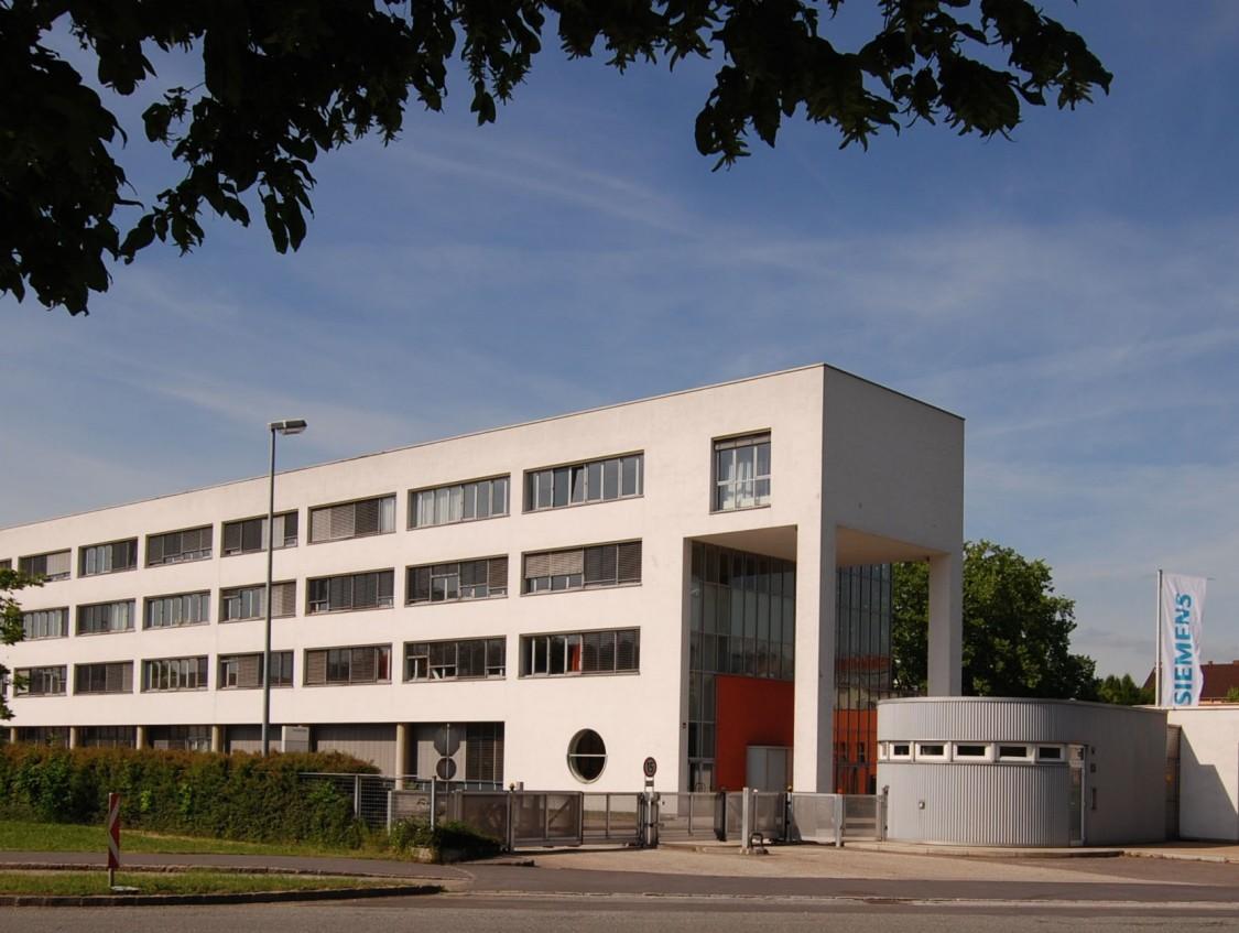 Die Siemens Niederlassung Linz