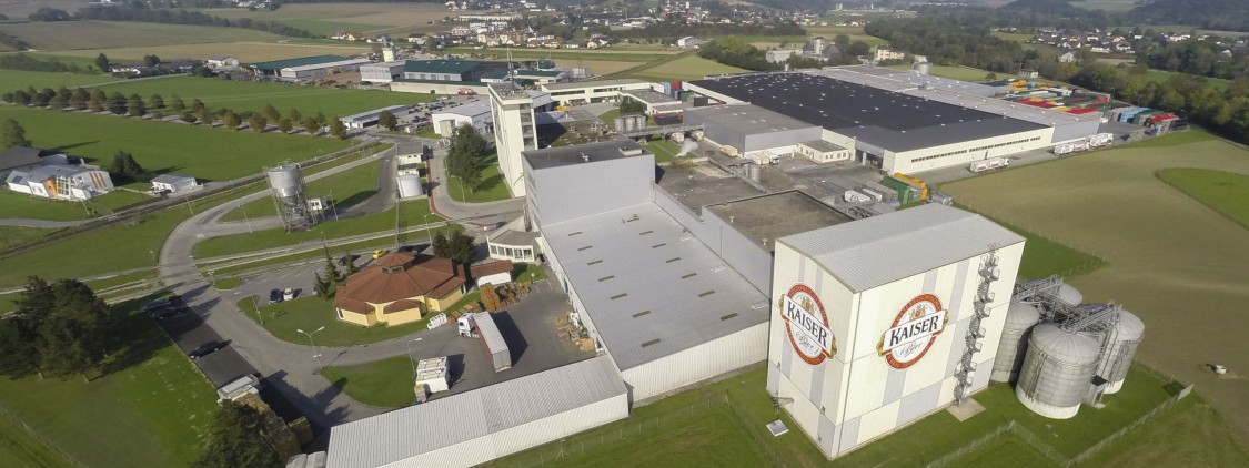 Energy efficiency served right at Brau Union Österreich AG