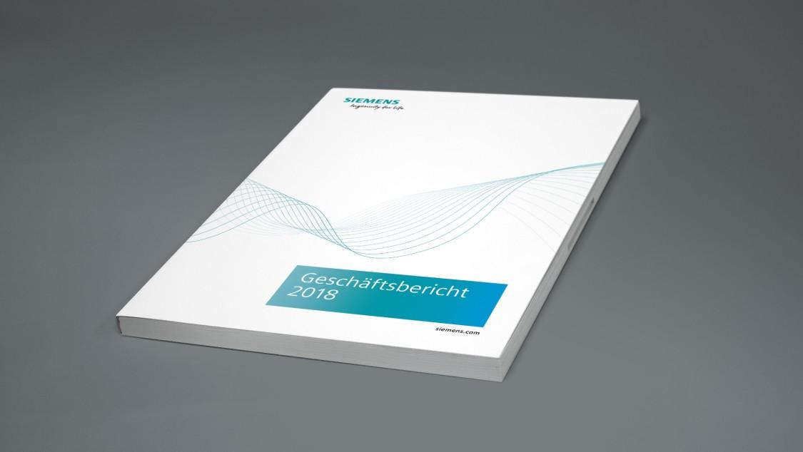 Siemens Geschäftsbericht 2018