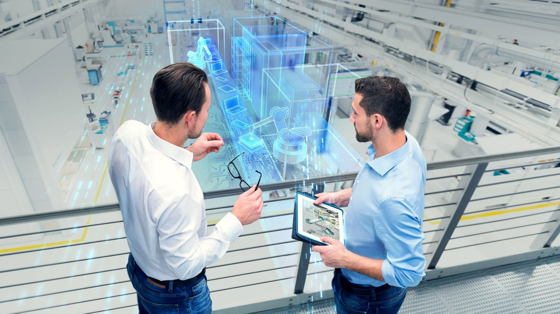 Smart manufacturing allows the Electronics Industry to feed operational data back into the entire value chain