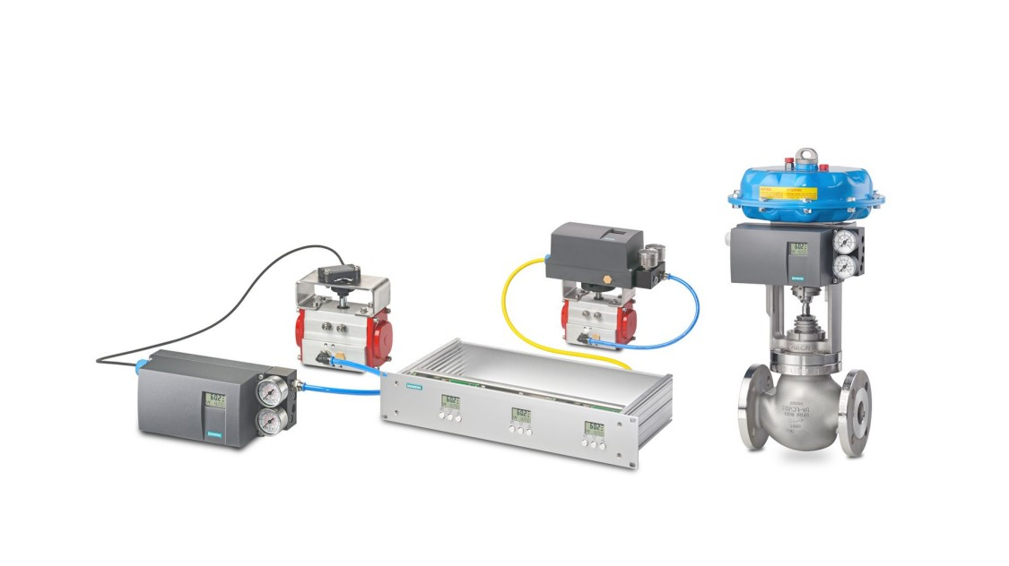 The SIPART PS2 electropneumatic valve positioner is the most widely used device of its kind for linear and part-turn actuators.
