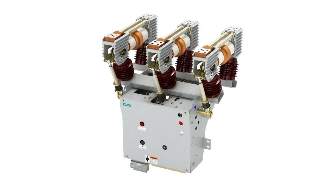 3AH35-SE stored-energy operators for SDV7 and SDV7-AR circuit breakers
