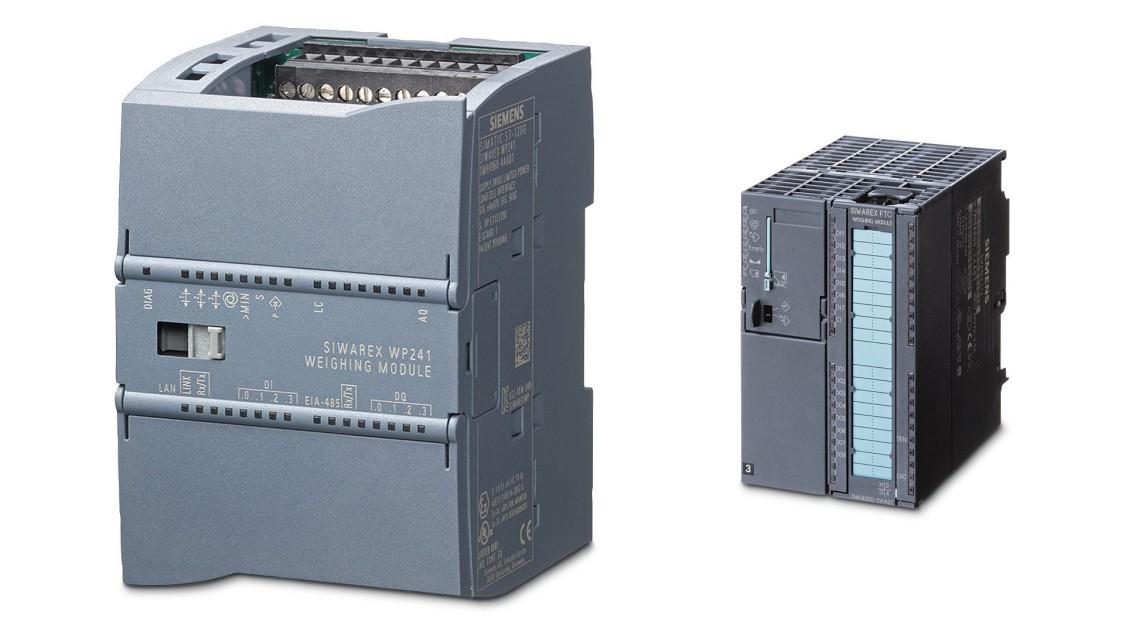 Weighing Electronics | Weight Measurement | Siemens Global