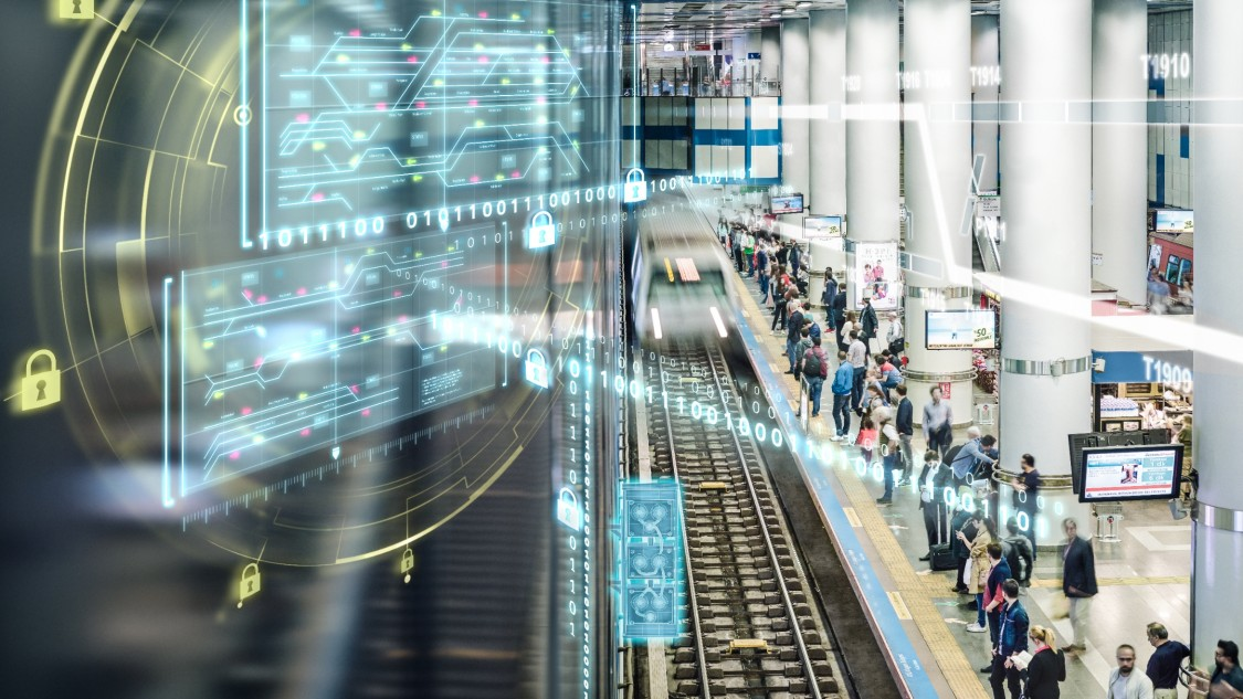 Rail cyber security service from Siemens Mobility Rail Services