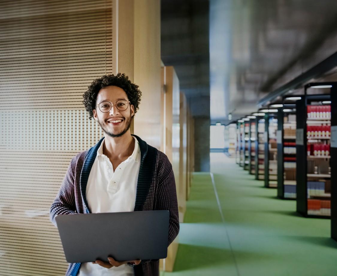Ein smarter Universitäts-Campus bietet perfekte Bedingungen zum Lernen, Leben und für die Vermittlung von Wissen.