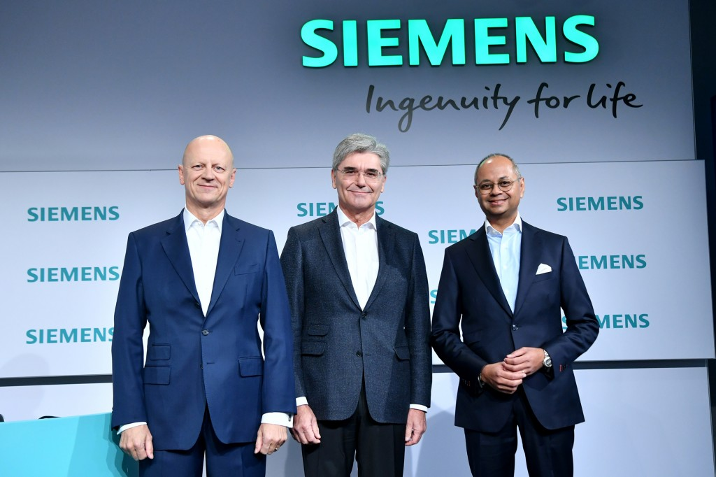 Annual Press Conference of Siemens AG on November 7, 2019
