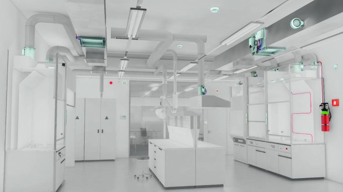 Life science laboratory