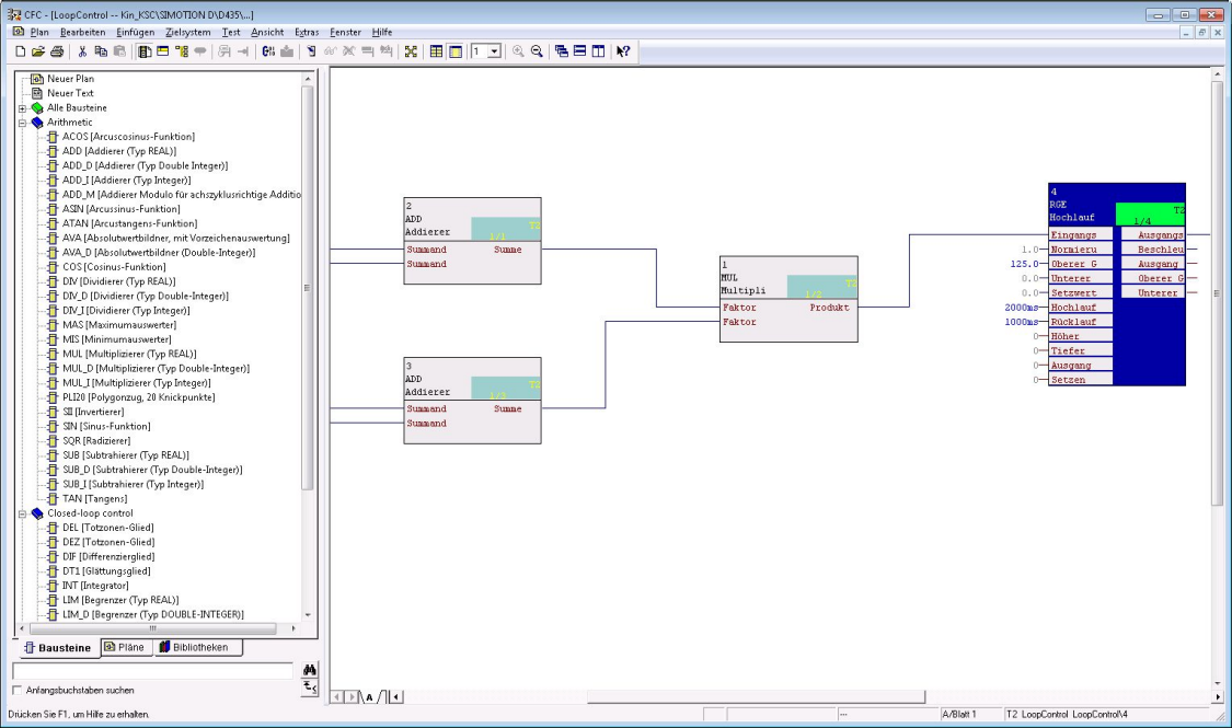 SCOUT Engineering software | SIMOTION Software | Siemens