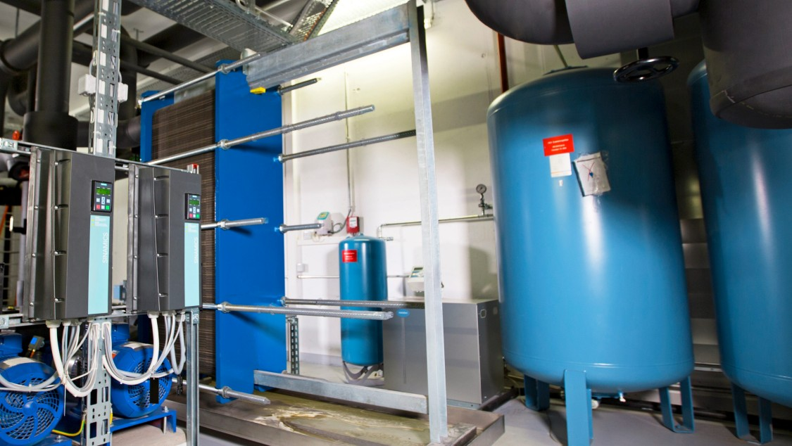 Complete portfolio of boiler management units designed for gas fired condensing boilers equipped with premix burners - capacity range from less than 10 KW up to 2 MW