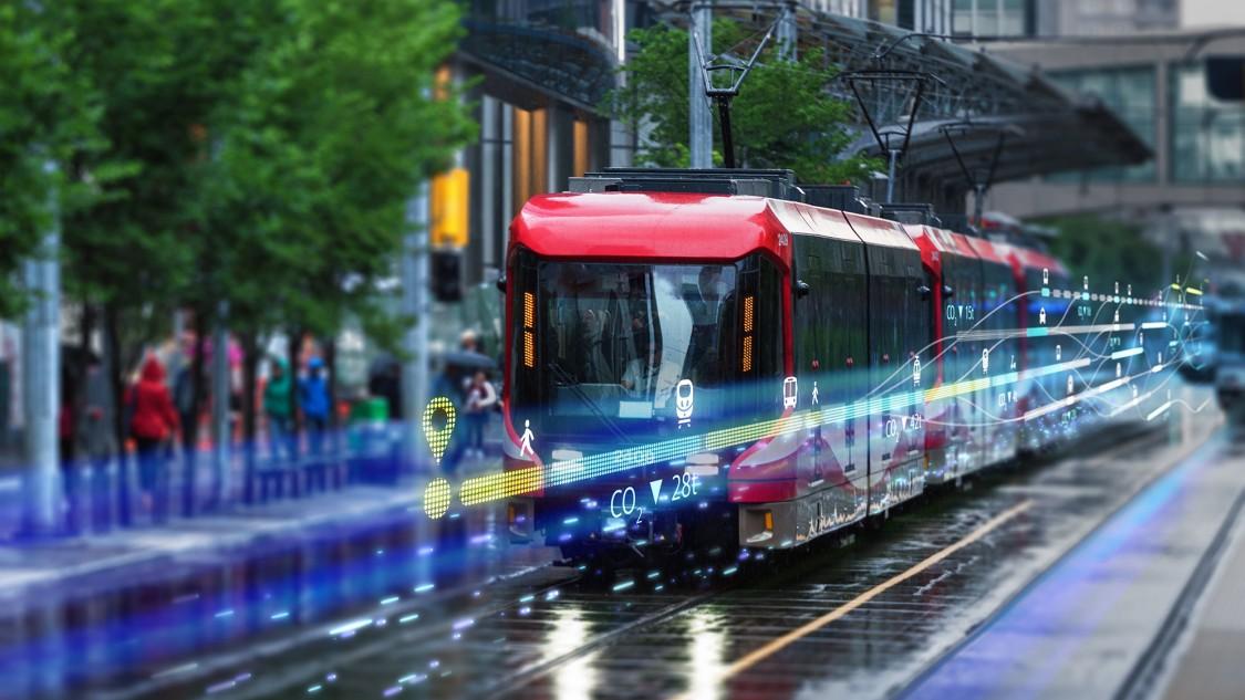 Light rail solutions for mass transit