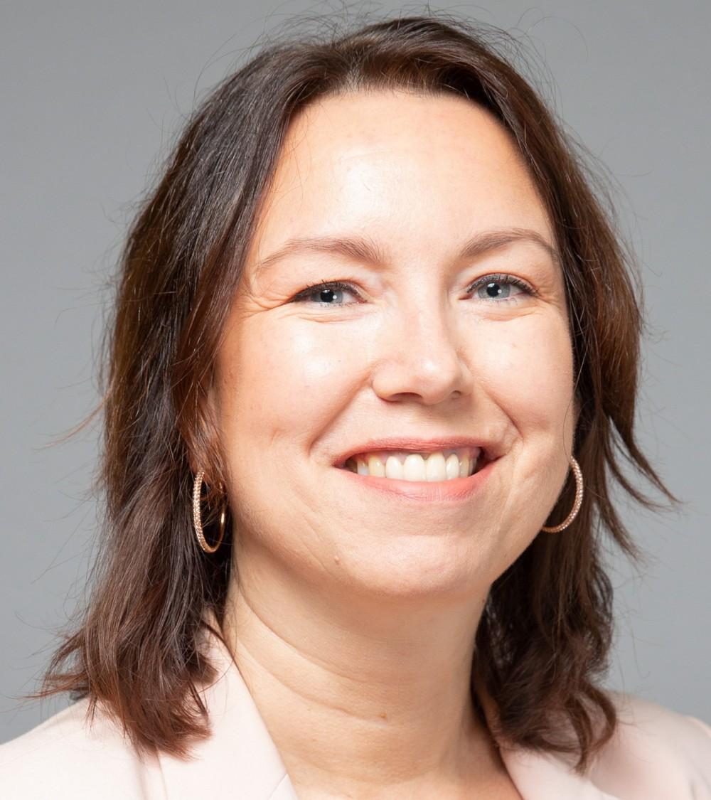 Portrait de Karine Lopez-Moreau