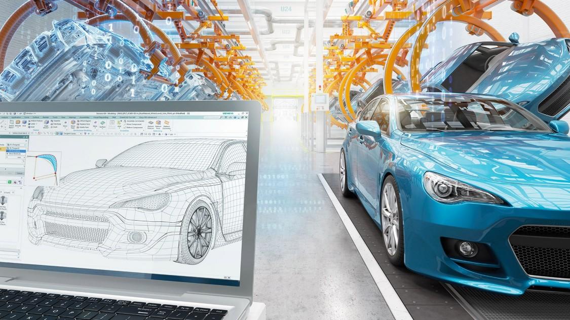 Digital Enterprise for discrete industries