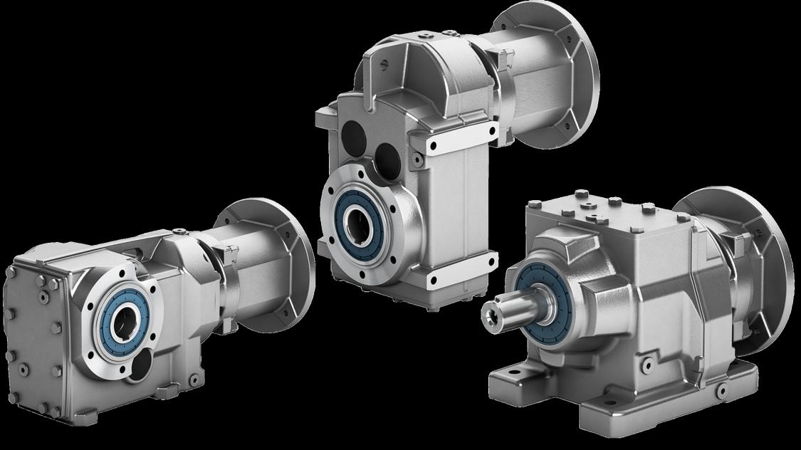SIMOGEAR gear motor adapters