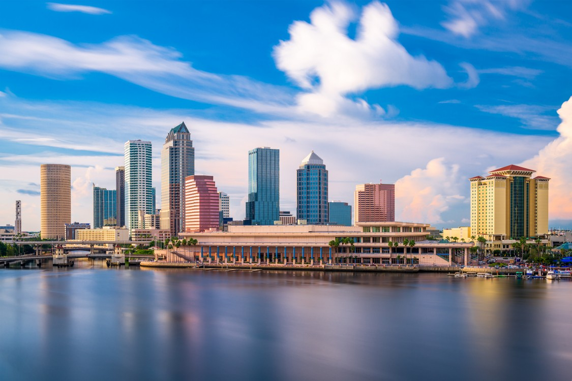 Tampa - Siemens in the USA