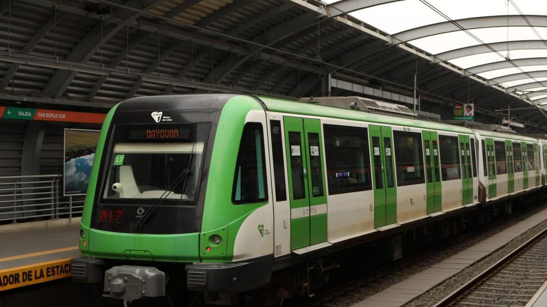 Metrô de Lima