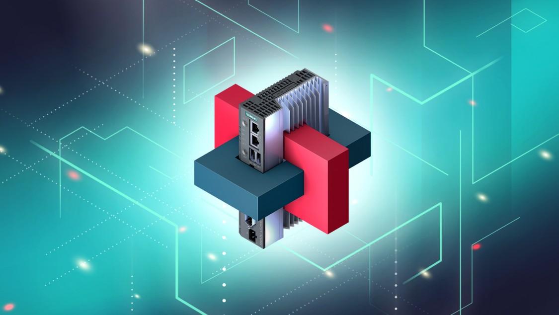 Шлюз интернета вещей SIMATIC IOT2050