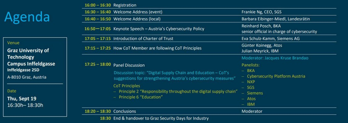 Cybersecurity | Topic Areas | Siemens
