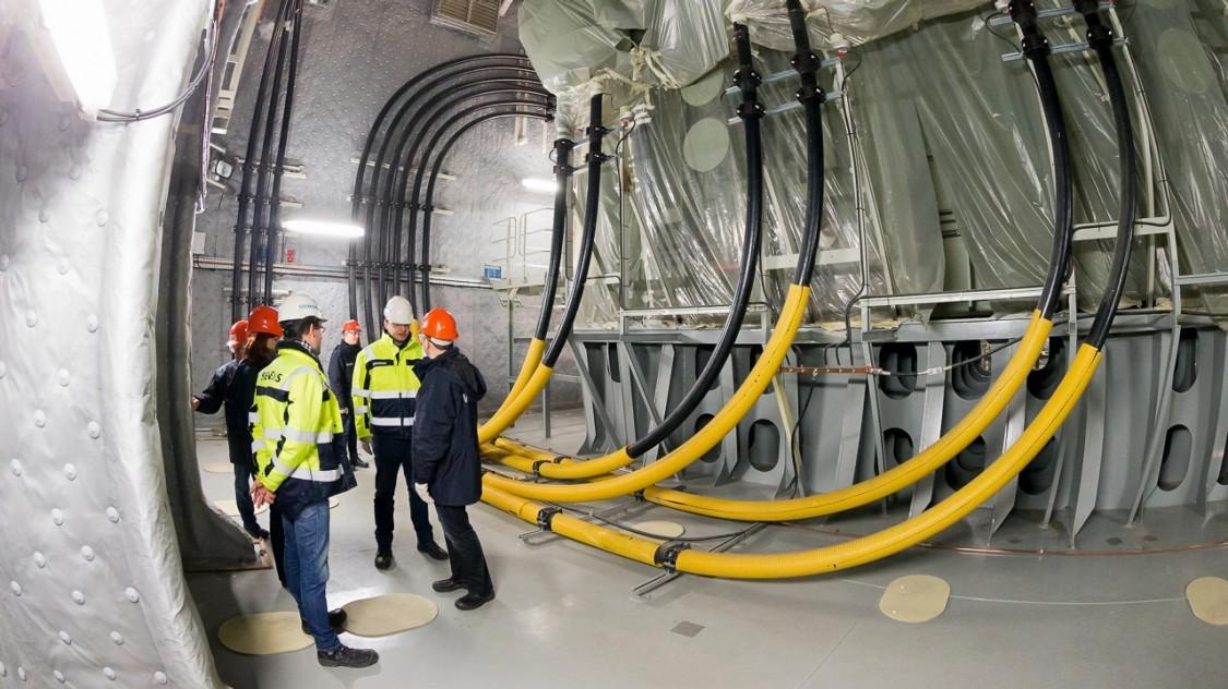 Sistemas de cable de alto voltaje