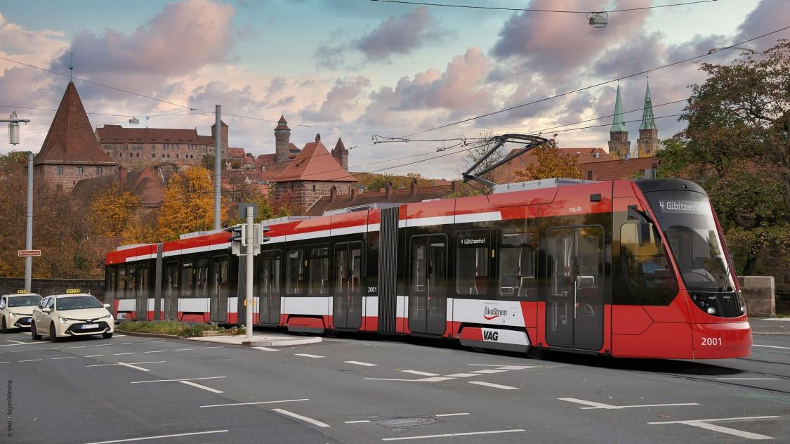 12 Avenios für Nürnberg