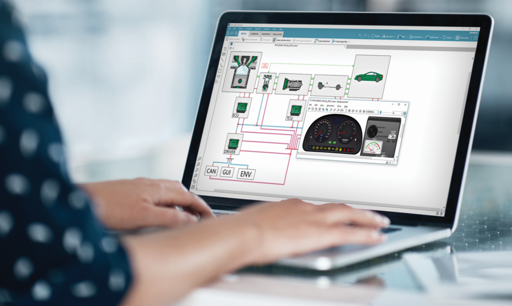 Siemens Digital Industries Software presents the latest addition to its portfolio: the new Simcenter system simulation.