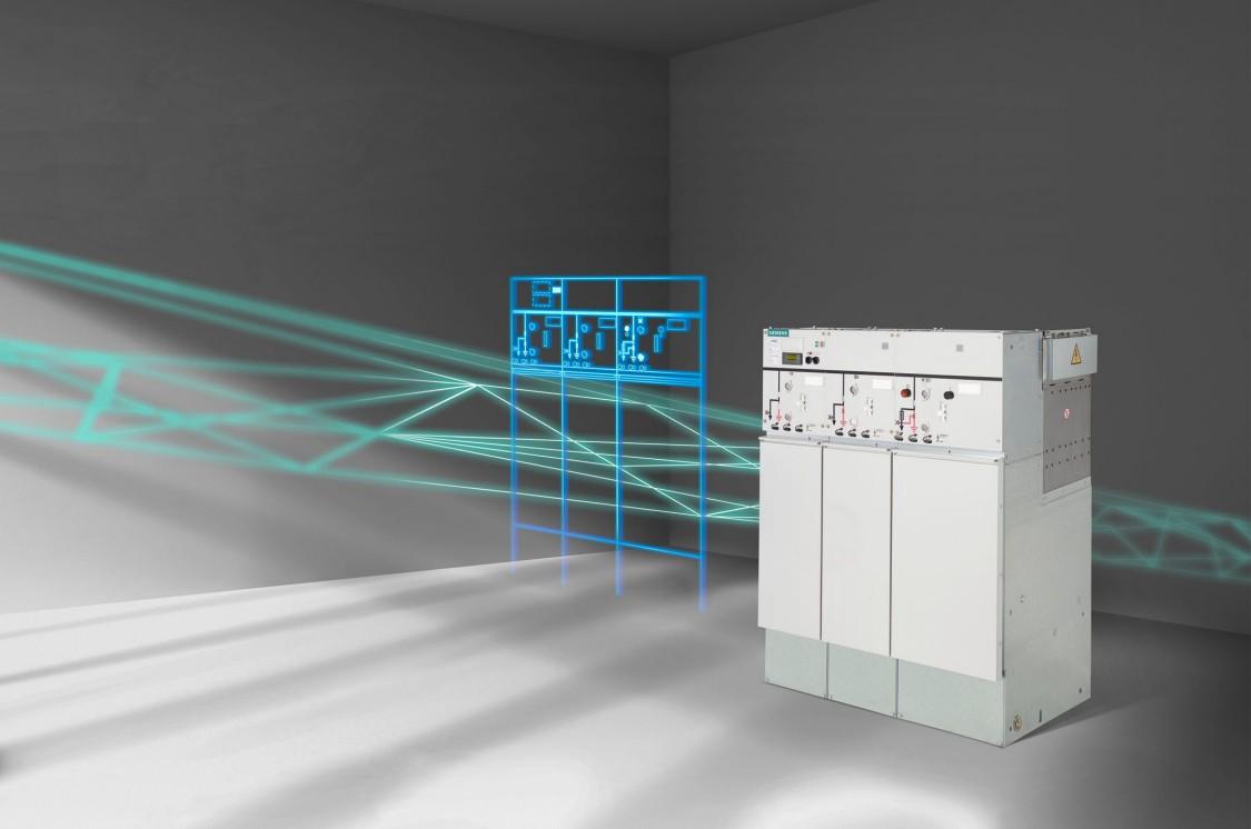 Sekonder dağıtım sistemleri için gaz izoleli pano