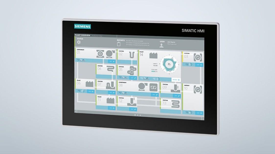 simatic hmi - panele pc - simatic ipc377e