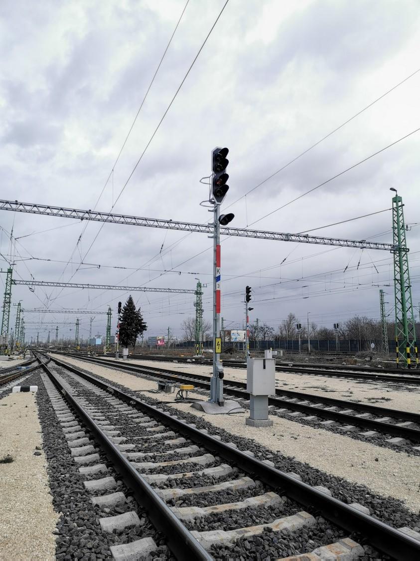 Megújult a Kelenföld-Százhalombatta vasútvonal