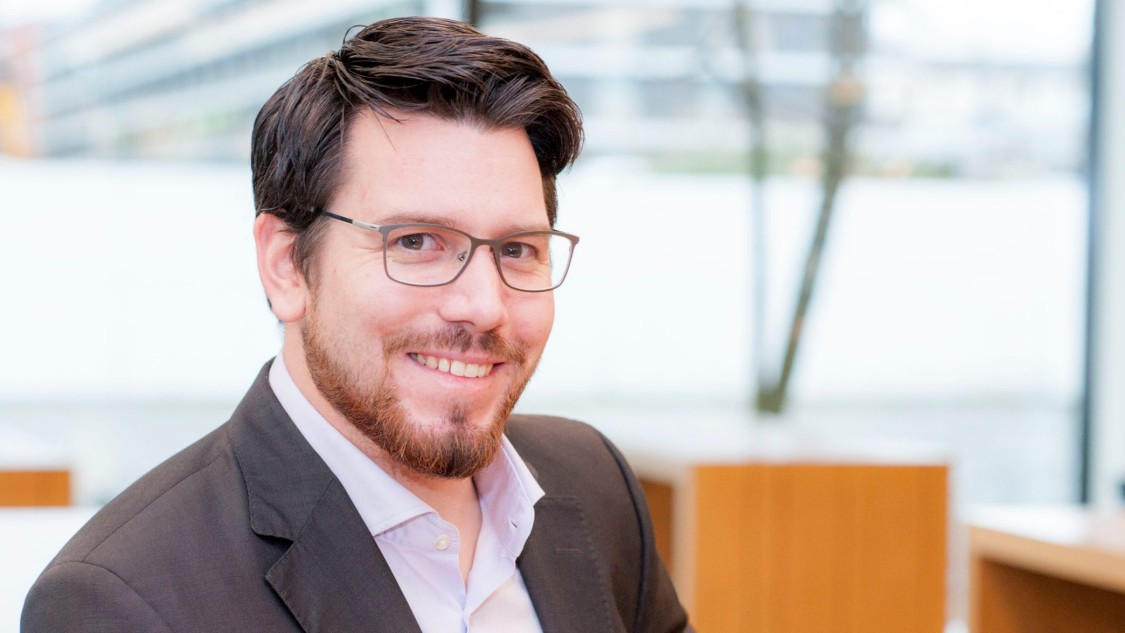 Andreas Hartwig, Lighting Designer at Siemens
