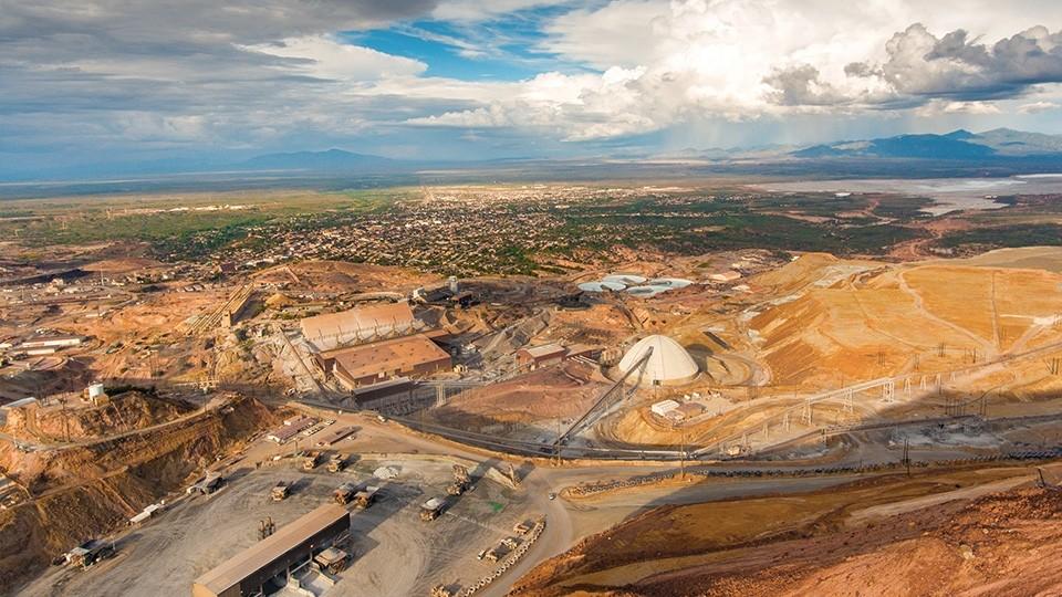 Комплексное энергоснабжение для горнодобывающей промышленности