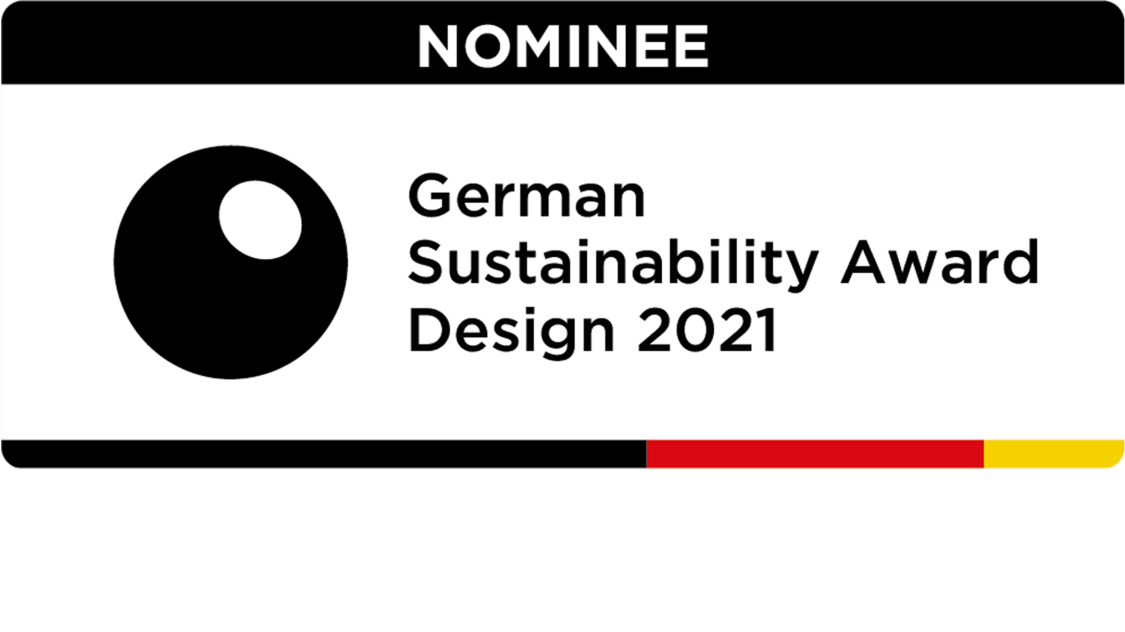 Mireo nominated as finalist for the 13th German Sustainability Award Design