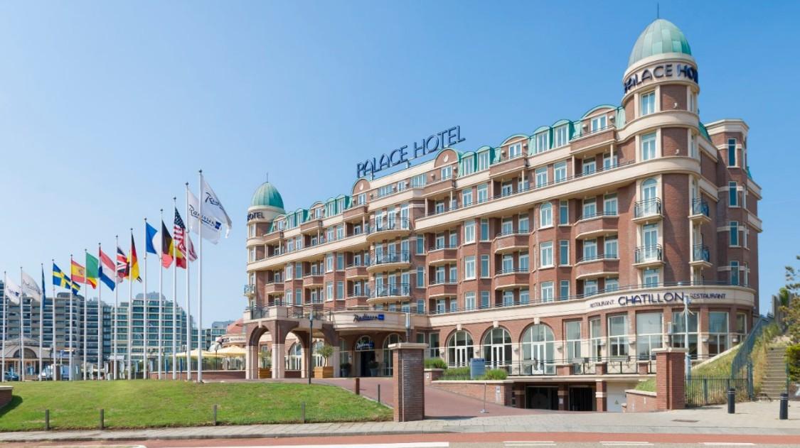 Siemens Gebäudetechnik | Radisson Blu Palace Hotel, Noordwijk aan Zee