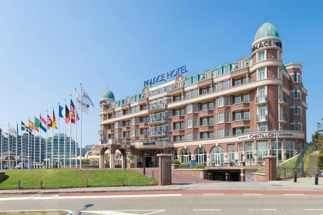 Radisson Blu Палас Отель