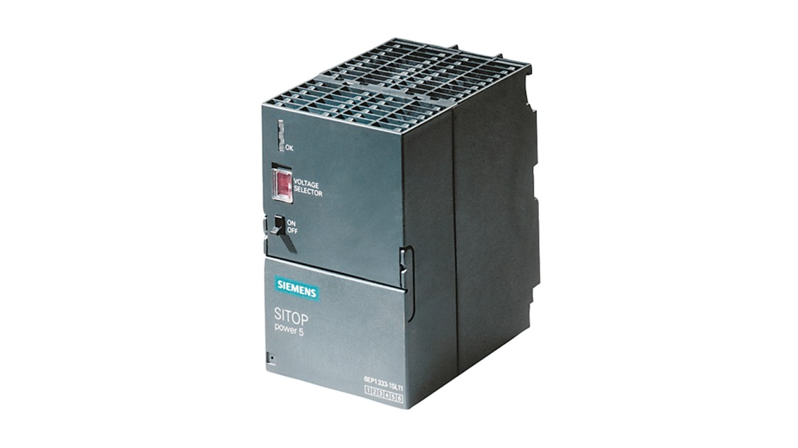 Produktbild SITOP im SIMATIC S7-300-Design, Outdoor, PS 305, 24 V/2 A