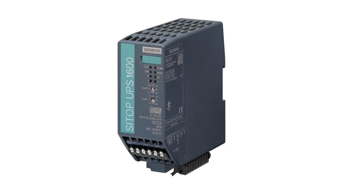 SITOP UPS1600 24V/20A