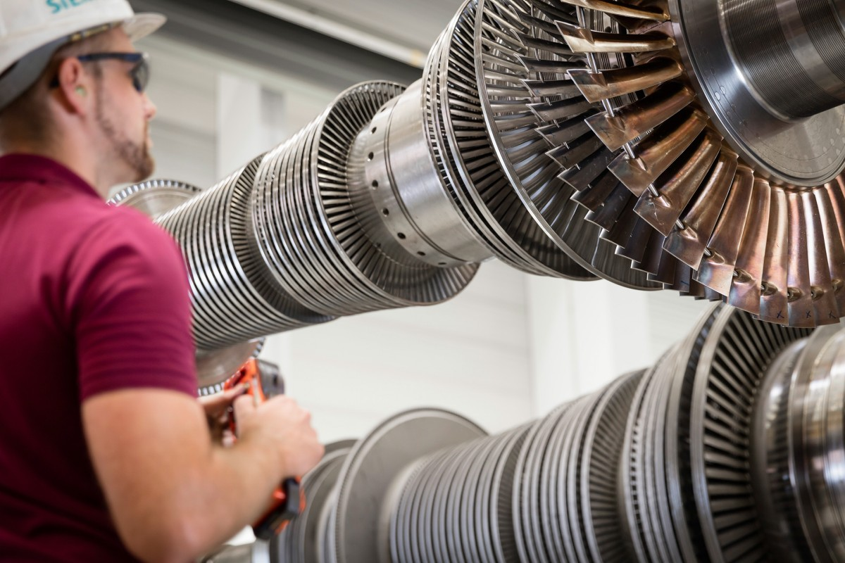 Siemens wins major order for turbine overhauling in India