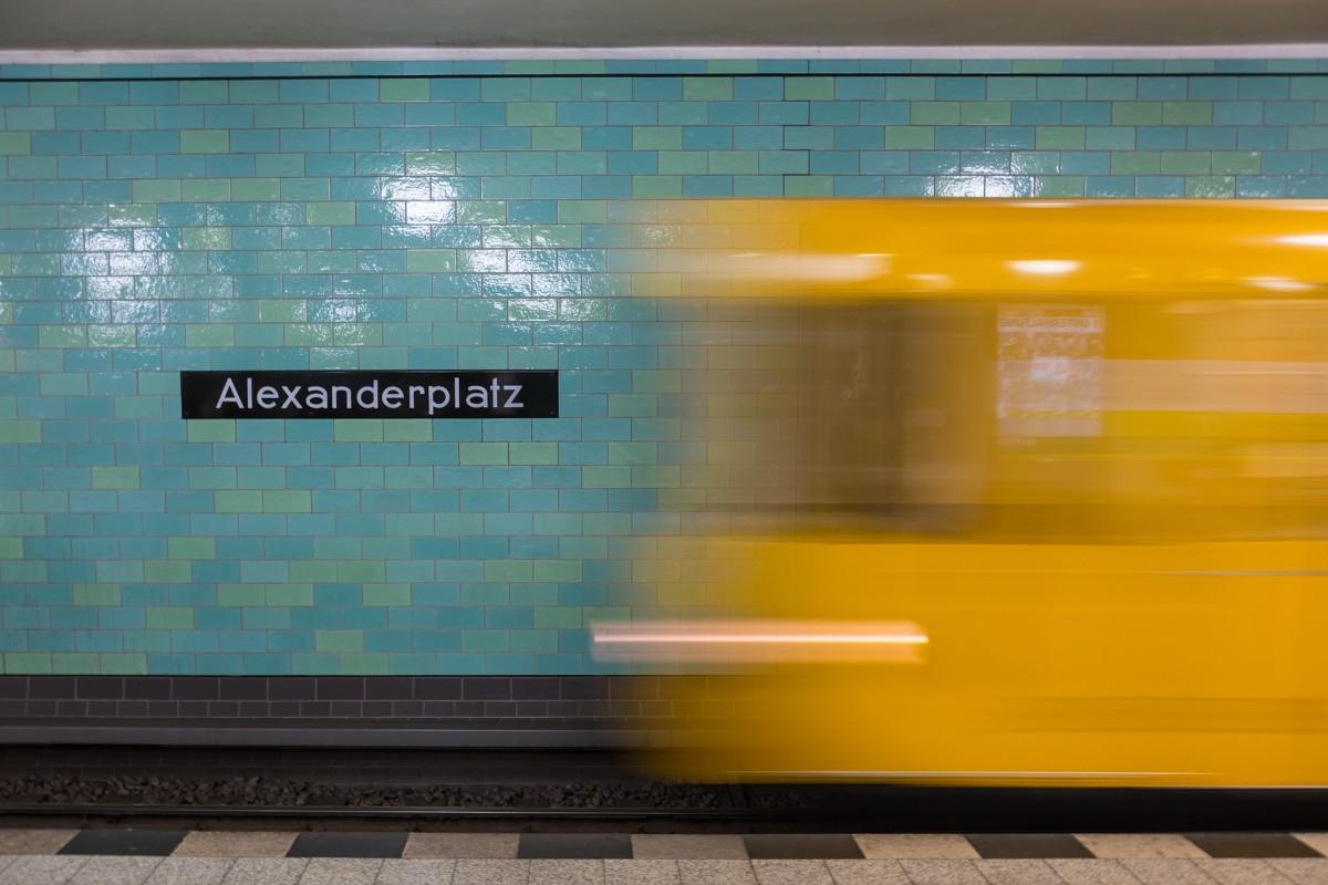 Neues elektronisches Stellwerk für Teile der Berliner U-Bahn-Linie U2