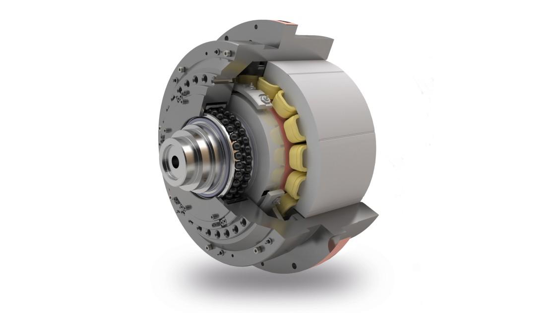 Технологія активного магнітного підшипника SIMOTICS