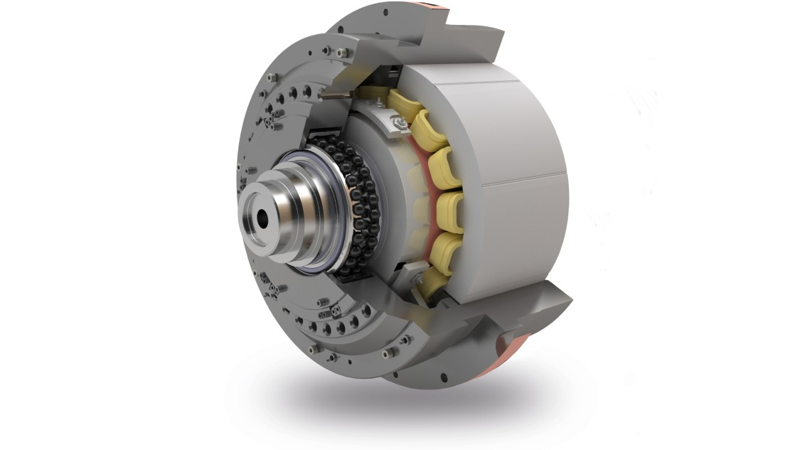 SIMOTICS Active Magnetic Bearing-Technologie