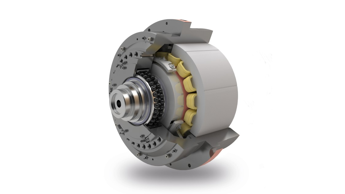 SIMOTICS Active Magnetic Bearing-Technology