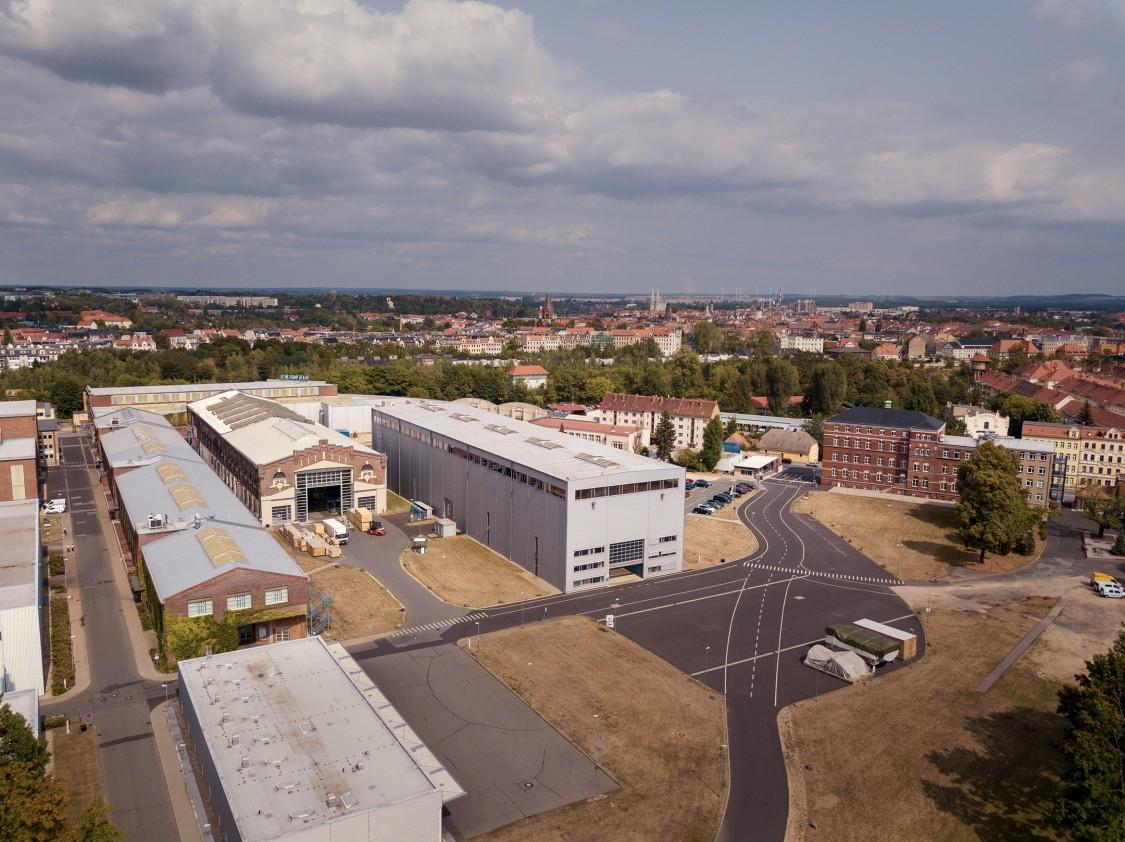 Görlitz turbine  factory