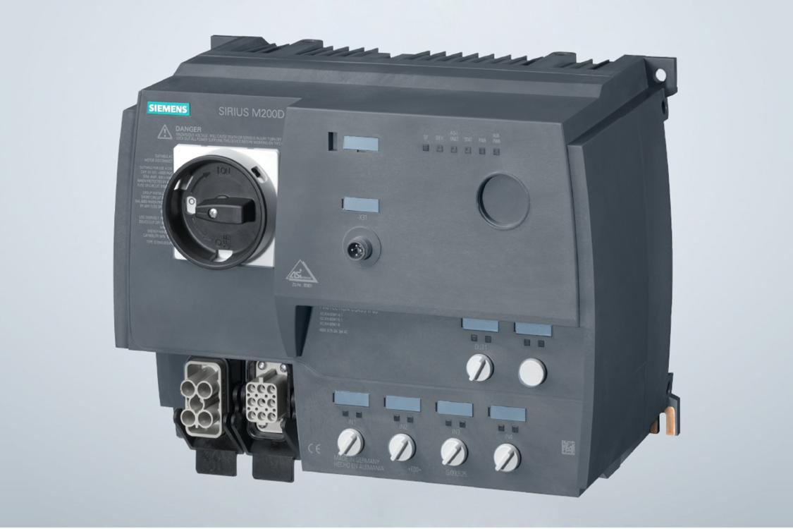 M200D Standard motorstarter